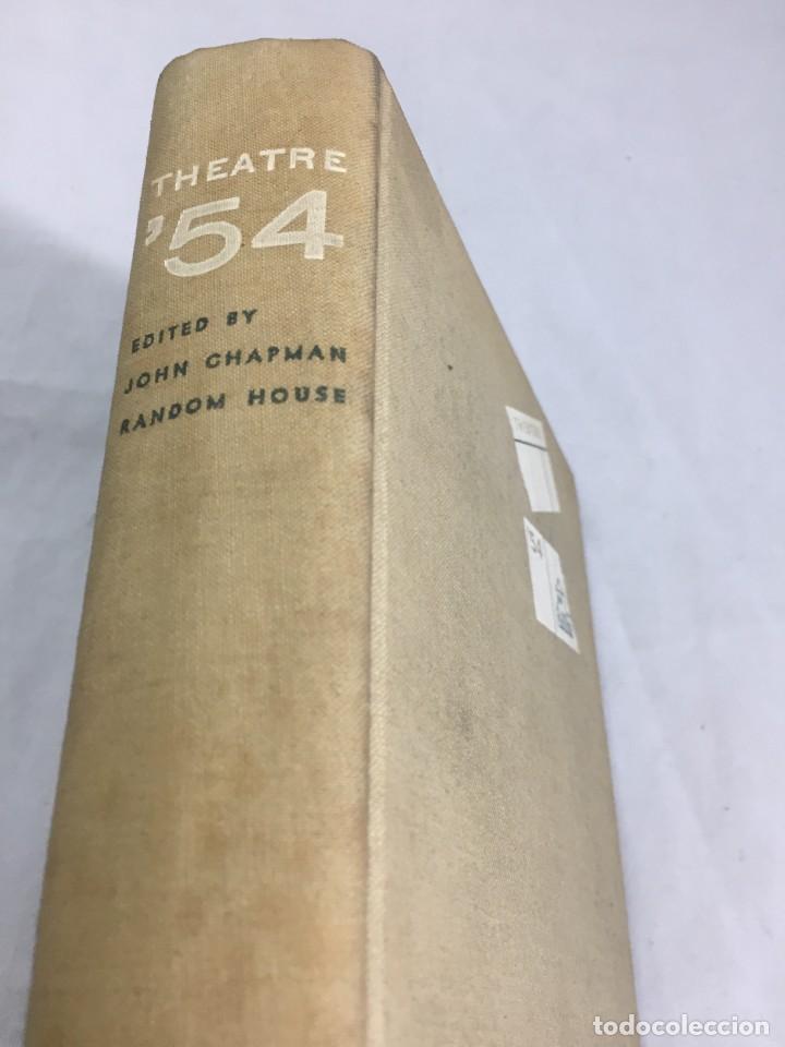 Libros de segunda mano: THEATRE 54. John Chapman, Theatre in New York and The theatre en London Random House 1954 - Foto 2 - 202629435