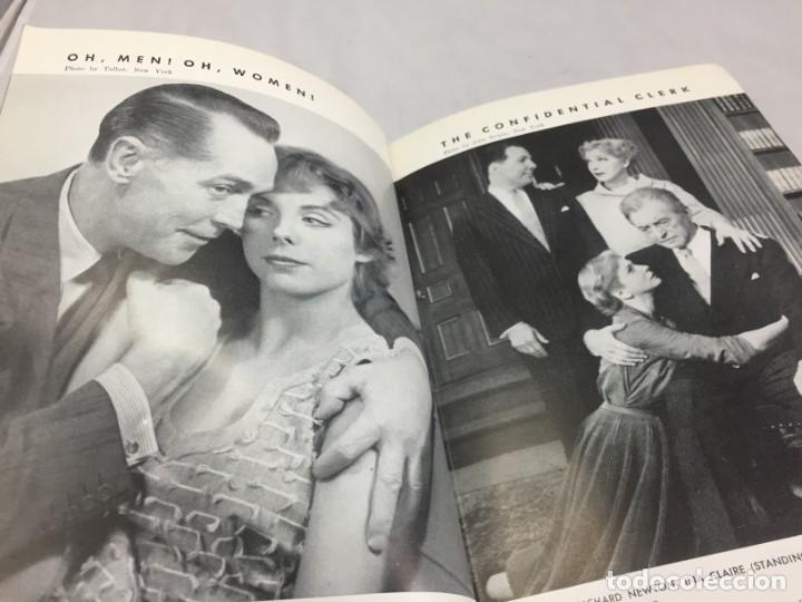 Libros de segunda mano: THEATRE 54. John Chapman, Theatre in New York and The theatre en London Random House 1954 - Foto 3 - 202629435