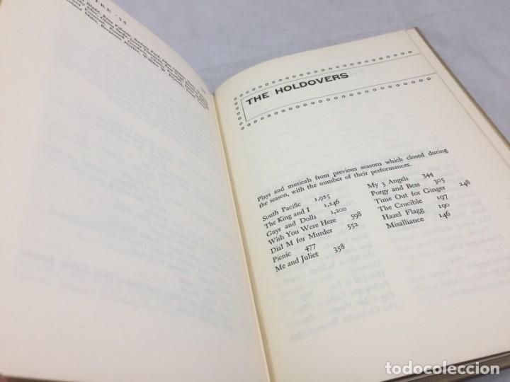 Libros de segunda mano: THEATRE 54. John Chapman, Theatre in New York and The theatre en London Random House 1954 - Foto 10 - 202629435