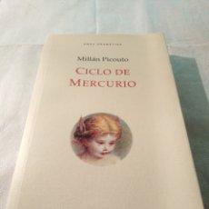 Libros de segunda mano: CICLO DE MERCURIO, MILLÁN PICOUTO, 2002, GALLEGO. Lote 203503286