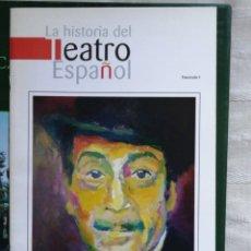 Libros de segunda mano: HISTORIA DEL TEATRO ESPAÑOL FASCICULO I 1998 18 PP FOLIO MUY ILUSTRADO. Lote 204335662