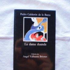 Libros de segunda mano: LA DAMA DUENDE. Lote 205511987