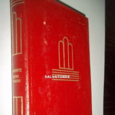 Libros de segunda mano: JACINTO BENAVENTE. TEATRO ESCOGIDO. EDITORIAL AGUILAR.. Lote 205550582