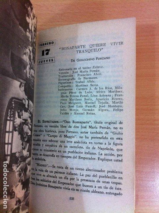Libros de segunda mano: LIBRO EL ESPECTADOR Y LA CRÍTICA - EL TEATRO EN ESPAÑA EN 1966, POR FRANCISCO ÁLVARO. CERES, 1967 - Foto 5 - 76882079