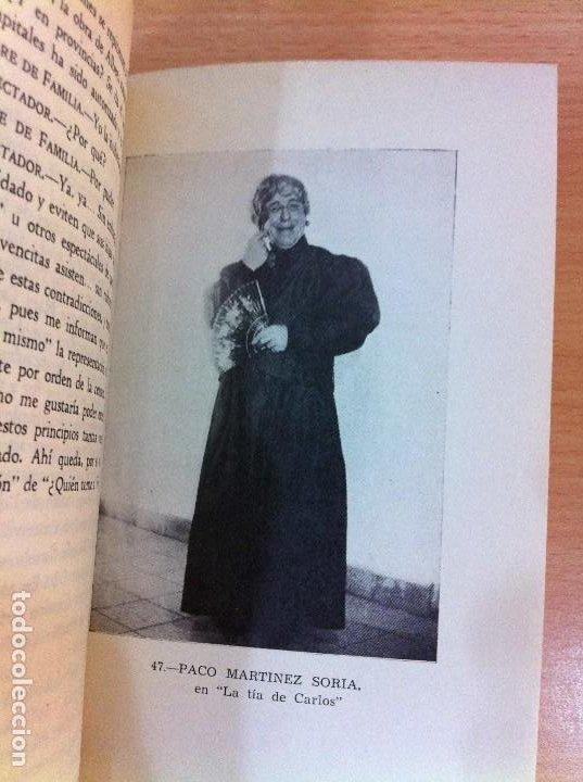 Libros de segunda mano: LIBRO EL ESPECTADOR Y LA CRÍTICA - EL TEATRO EN ESPAÑA EN 1966, POR FRANCISCO ÁLVARO. CERES, 1967 - Foto 9 - 76882079