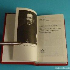 Libros de segunda mano: LOPE DE VEGA. TEATRO ESCOGIDO. COLECCIÓN CRISOL LITERARIO. Lote 206557540