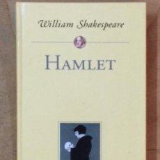 Libros de segunda mano: HAMLET, WILLIAM SHAKESPEARE, PLANETA AGOSTINI. Lote 207208218
