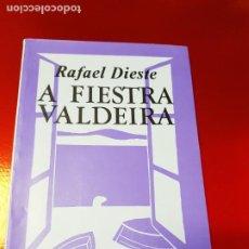Libros de segunda mano: LIBRO-A FIESTRA VALDEIRA-RAFAEL DIESTE-ED.DO CASTRO-TEATRO-5ªEDICIÓN-. Lote 207841716