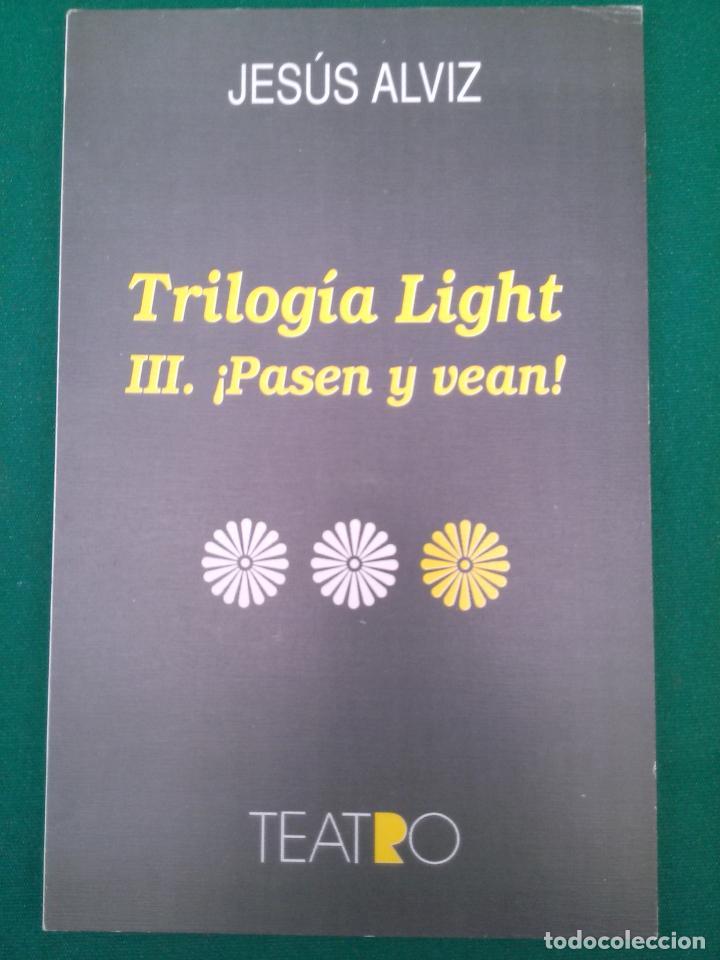 Libros de segunda mano: TRILOGIA LIGHT I, II Y III. - JESUS ALVAREZ - ED. REGIONAL DE EXTREMADURA - Foto 4 - 208019482