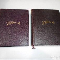 Libros de segunda mano: LOPE DE VEGA TEATRO (2 TOMOS) Q1120WAM. Lote 208237445