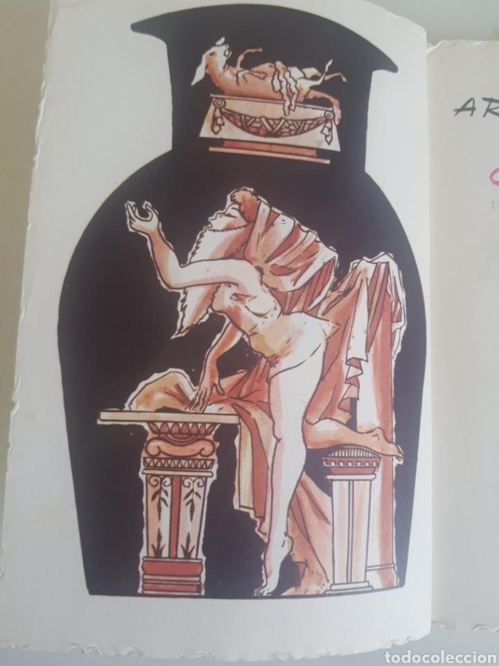 Libros de segunda mano: ARISTOFANES COMEDIAS ILUSTRA SERAFIN - Foto 2 - 209349001