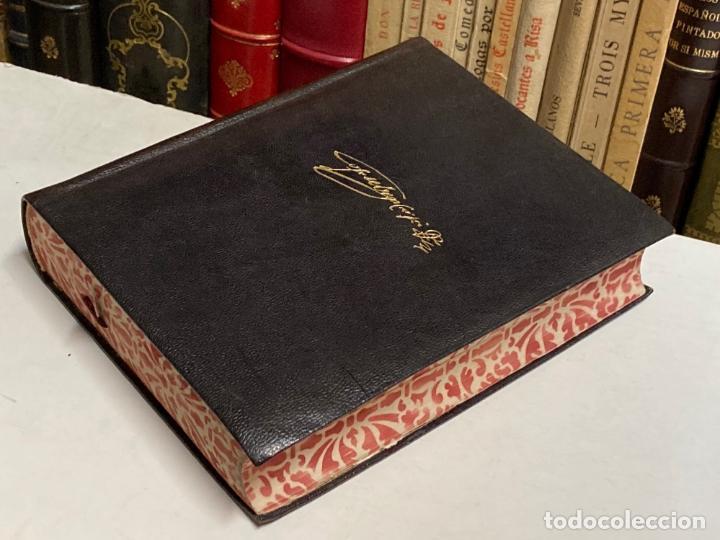 Libros de segunda mano: AÑO 1952 - LOPE DE VEGA TEATRO I - AGUILAR COLECCIÓN OBRAS ETERNAS 2ª EDICIÓN - Foto 3 - 210028661