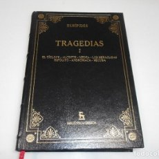 Libros de segunda mano: EURÍPIDES TRAGEDIAS I Q1619A. Lote 210303741