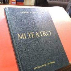 Libros de segunda mano: MI TEATRO. CHARLO, RAMÓN. ED. SEXTA - SEVILLA, HOY Y SIEMPRE.. Lote 210629706