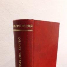 Libros de segunda mano: OBRAS MAESTRAS DEL TEATRO TOMO IX. Lote 210629858