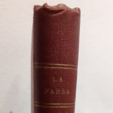 Libros de segunda mano: LA FARSA-EL BURLADOR DE SEVILLA-TOMO 43. Lote 210636311