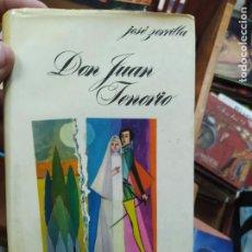 Libros de segunda mano: DON JUAN TENORIO, JOSÉ ZORRILLA. 1959. L.8760-844. Lote 210641807