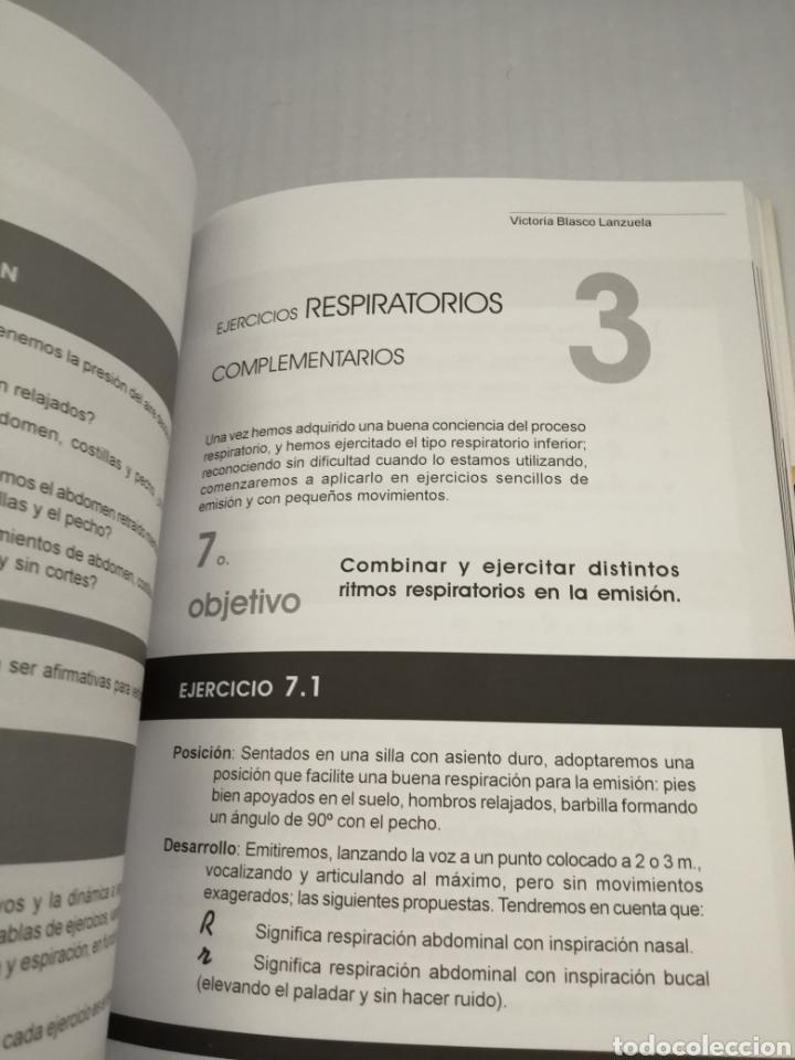 Libros de segunda mano: Manual de técnica vocal. Ejercicios prácticos - Foto 3 - 212672051