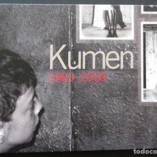Libros de segunda mano: KUMEN 1983-2008, 25 ANIVERSARIO GRUPO DE TEATRO KUMEN. Lote 212942745