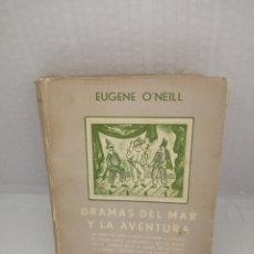 Libros de segunda mano: DRAMAS DEL MAR Y LA AVENTURA (PRIMERA EDICIÓN). Lote 215871256
