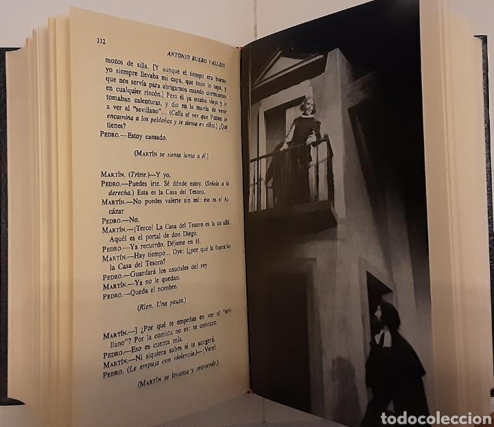 Libros de segunda mano: Teatro selecto, Antonio Buero Vallejo. Editorial Escelicer, S.A., 1972 - Foto 2 - 217049483