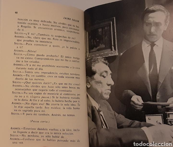 Libros de segunda mano: Teatro selecto, Jaime Salom. Editorial Escelicer, 1971 - Foto 7 - 217050336
