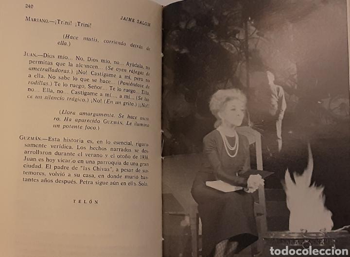 Libros de segunda mano: Teatro selecto, Jaime Salom. Editorial Escelicer, 1971 - Foto 11 - 217050336
