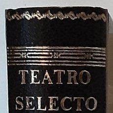 Libros de segunda mano: TEATRO SELECTO, JAIME SALOM. EDITORIAL ESCELICER, 1971. Lote 217050336