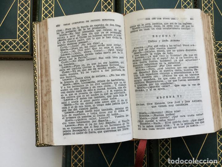 Libros de segunda mano: Joya Edición de Lujo, Benavente, Aguilar - Foto 6 - 218492175
