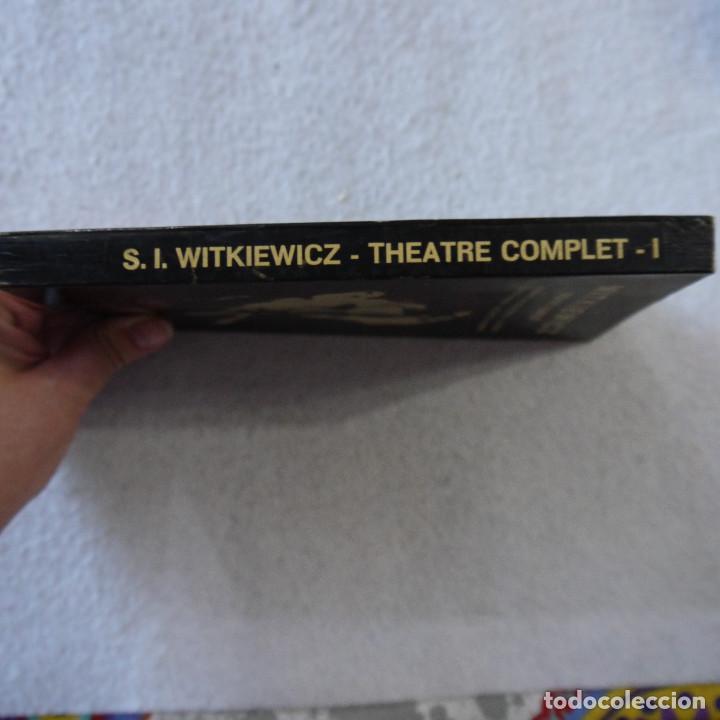 Libros de segunda mano: THÉATRE COMPLET I: LA SONATE DE BELZÉBUTH, LA MÉRE, LE PETIT MANOIR... - WITKIEWICZ - 1969 - FRANCES - Foto 3 - 218507310