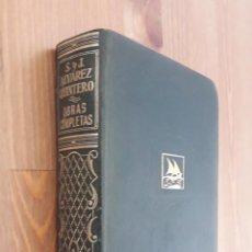 Libros de segunda mano: ALVAREZ QUINTERO, OBRAS COMPLETAS -TOMO 4. Lote 218974923
