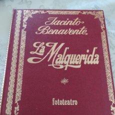 Libros de segunda mano: JACINTO BENAVENTE // LA MAL QUERIDA. Lote 219615157