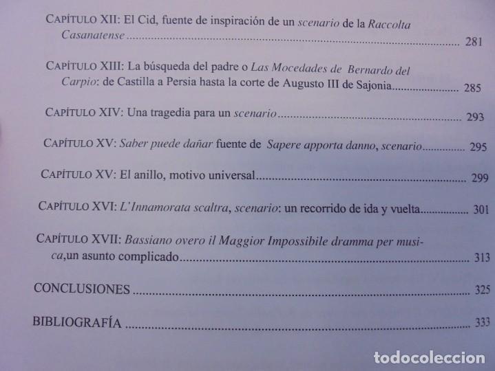 Libros de segunda mano: TRADUCCIONES, ADAPTACIONES, SCENARI DE LAS COMEDIAS DE LOPE DE VEGA EN ITALIA EN EL SIGLO XVII. 2007 - Foto 10 - 220500621