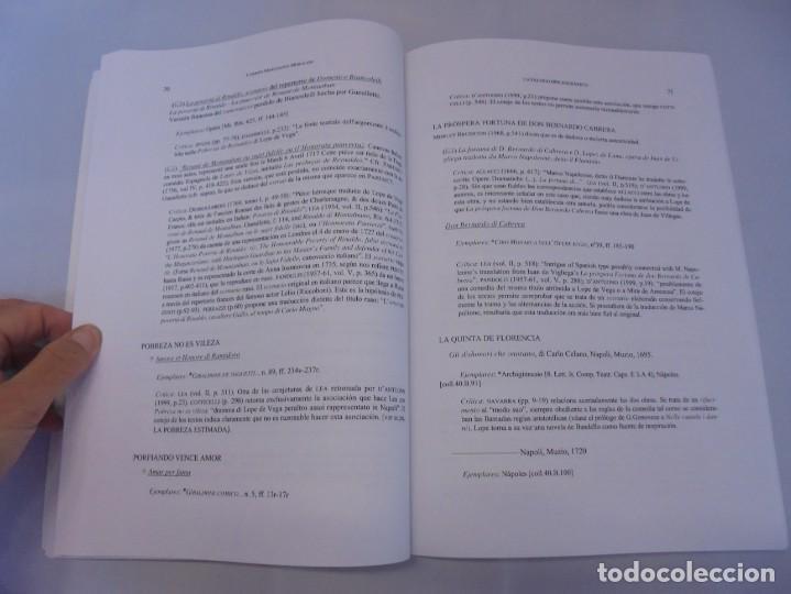 Libros de segunda mano: TRADUCCIONES, ADAPTACIONES, SCENARI DE LAS COMEDIAS DE LOPE DE VEGA EN ITALIA EN EL SIGLO XVII. 2007 - Foto 11 - 220500621