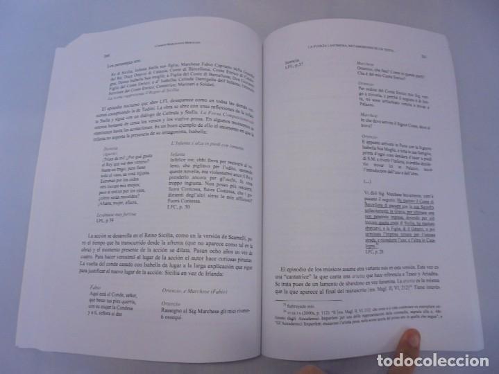 Libros de segunda mano: TRADUCCIONES, ADAPTACIONES, SCENARI DE LAS COMEDIAS DE LOPE DE VEGA EN ITALIA EN EL SIGLO XVII. 2007 - Foto 13 - 220500621