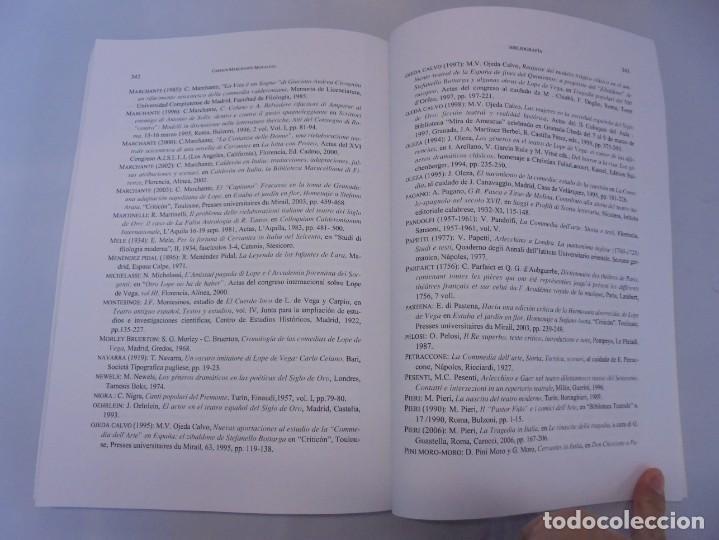 Libros de segunda mano: TRADUCCIONES, ADAPTACIONES, SCENARI DE LAS COMEDIAS DE LOPE DE VEGA EN ITALIA EN EL SIGLO XVII. 2007 - Foto 14 - 220500621