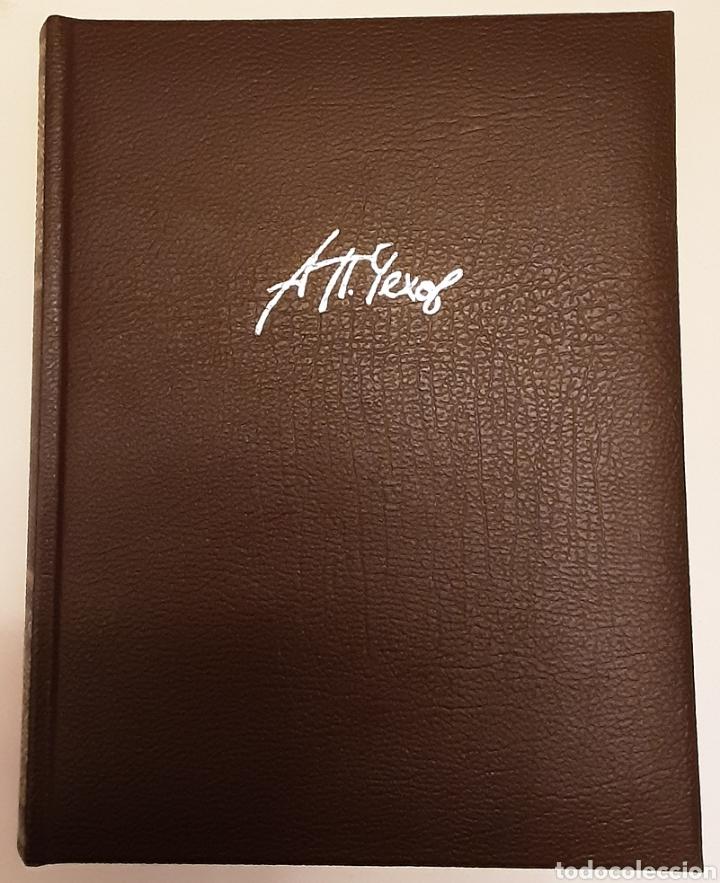 Libros de segunda mano: Chejov, Antón P. Obras Completas. Teatro, tomo I. Contiene estudio preliminar. RBA, 2005 - Foto 2 - 221004435