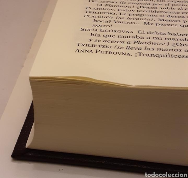 Libros de segunda mano: Chejov, Antón P. Obras Completas. Teatro, tomo I. Contiene estudio preliminar. RBA, 2005 - Foto 8 - 221004435
