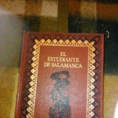 Libros de segunda mano: EL ESTUDIANTE DE SALAMANCA ESPRONCEDA. Lote 222163085