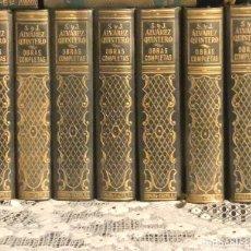 Libros de segunda mano: LIBROS ALVAREZ QUINTERO OBRAS COMPLETAS. Lote 222193437