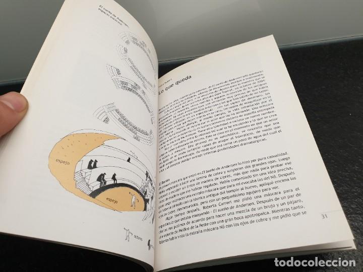 Libros de segunda mano: Andersens Drøm - Odin Teatret. Basado en textos de Hans Christian Andersen. Teatro. (Envío 2,40€) - Foto 3 - 222513132