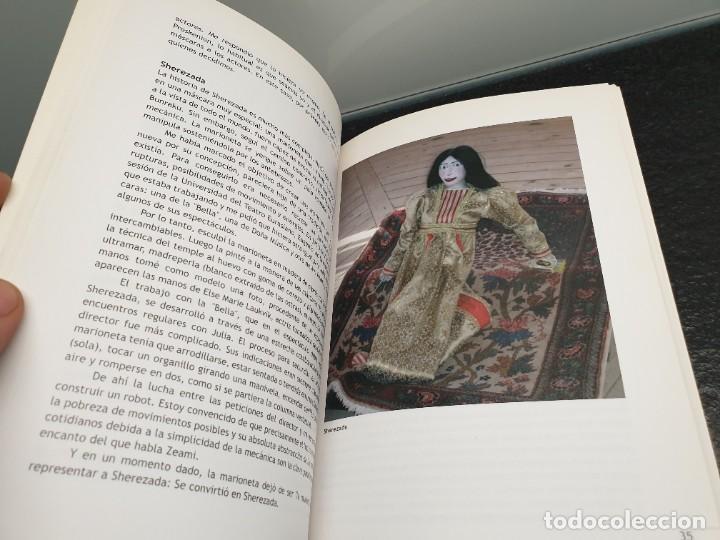Libros de segunda mano: Andersens Drøm - Odin Teatret. Basado en textos de Hans Christian Andersen. Teatro. (Envío 2,40€) - Foto 4 - 222513132