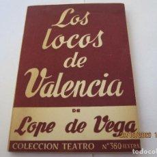 Libros de segunda mano: LOTE LIBRO COLECCION TEATRO Nº 413 ( EXTRA ) EDICIONES ALFIL. Lote 222751052