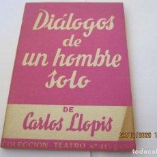 Libros de segunda mano: LOTE LIBRO COLECCION TEATRO Nº 413 ( EXTRA ) EDICIONES ALFIL. Lote 222751698