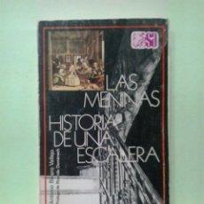 Libros de segunda mano: LMV - LAS MENINAS / HISTORIA DE UNA ESCALERA. ANTONIO BUERO VALLEJO. Lote 222876966