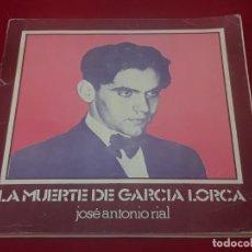 Libros de segunda mano: LA MUERTE DE GARCIA LORCA.. Lote 223378981