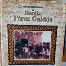 Libros de segunda mano: OBRAS ESCOGIDAS DE BENITO PERÉZ GALDOS, 12 TOMOS, SE PUEDEN VENDER SUELTOS. Lote 224507153