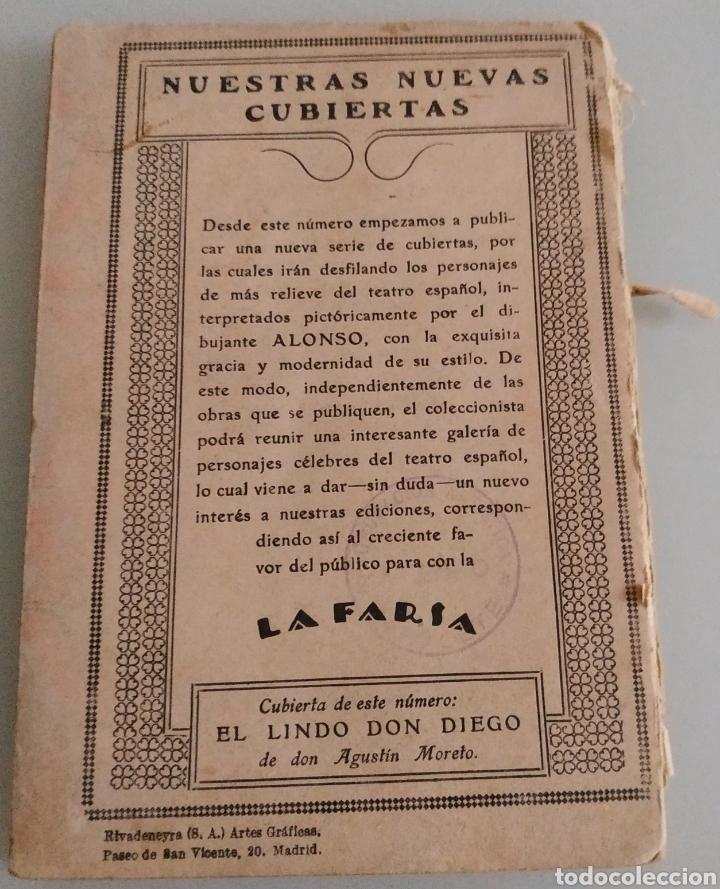 Libros de segunda mano: El burlador de Sevilla Francisco Villaespesa - Foto 2 - 227857932