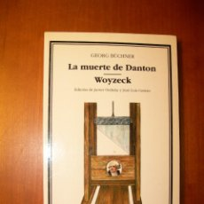 Livros em segunda mão: LA MUERTE DE DANTON - WOYZECK /. Lote 228603250