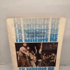 Libros de segunda mano: LA MUERTE DE DANTON. Lote 231626755